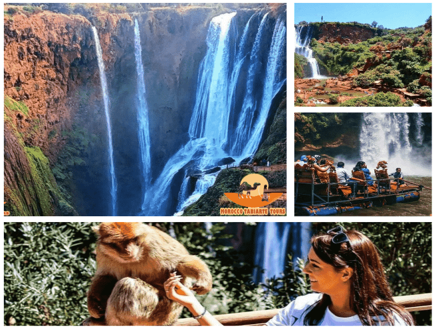 Gallery of 1 day excursion to ouzoud waterfalls from Marrakech