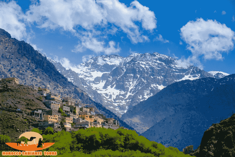 Day trip from Marrakech to Ourika valley [half day tour/excursion]
