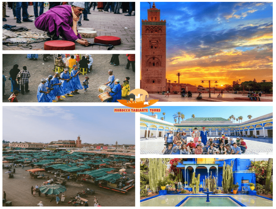 Gallery of full day marrakech city tour