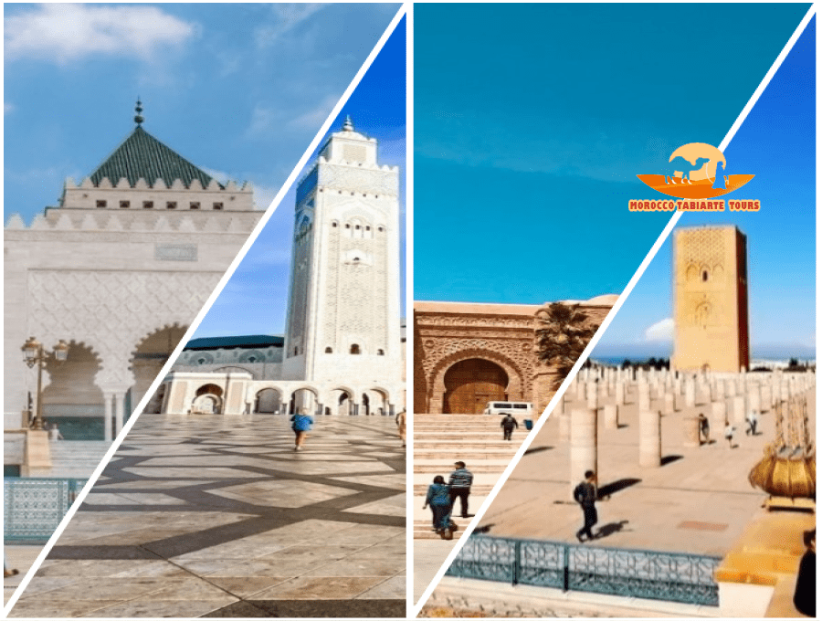 1 day tour from Casablanca to Rabat