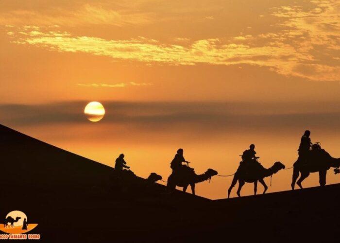 Morocco 3-day desert tours from Ouarzazate to Marrakech