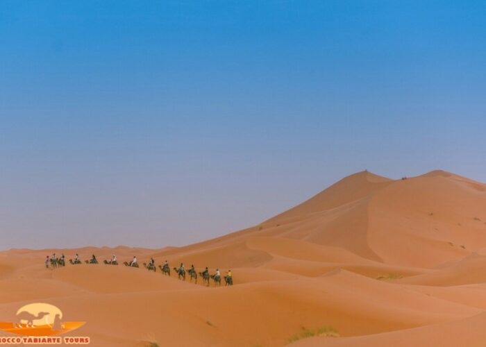 4 days in Morocco tour itinerary from Errachidia   4-day desert trip