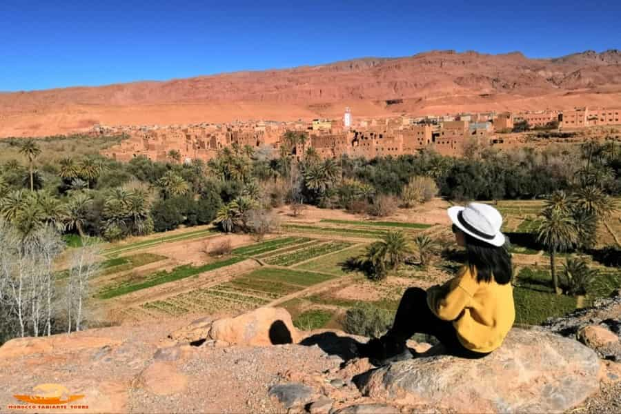6 Day Morocco Tour Itinerary from Tangier to Marrakech - 6 Days/ 5 nights