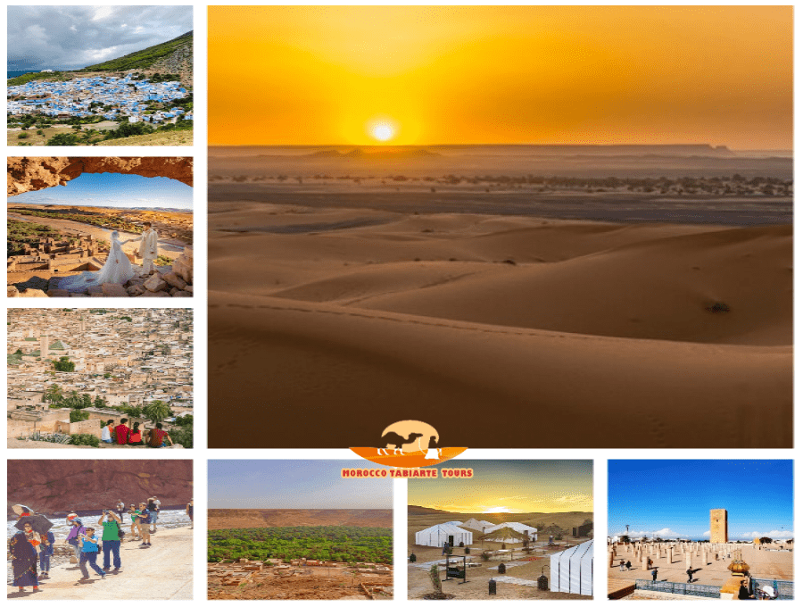 7 days morocco tour itinerary from casablanca