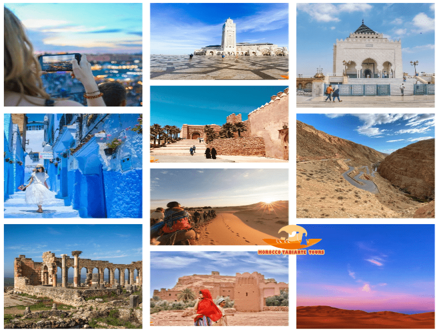 Gallery of 10 days morocco travel itinerary
