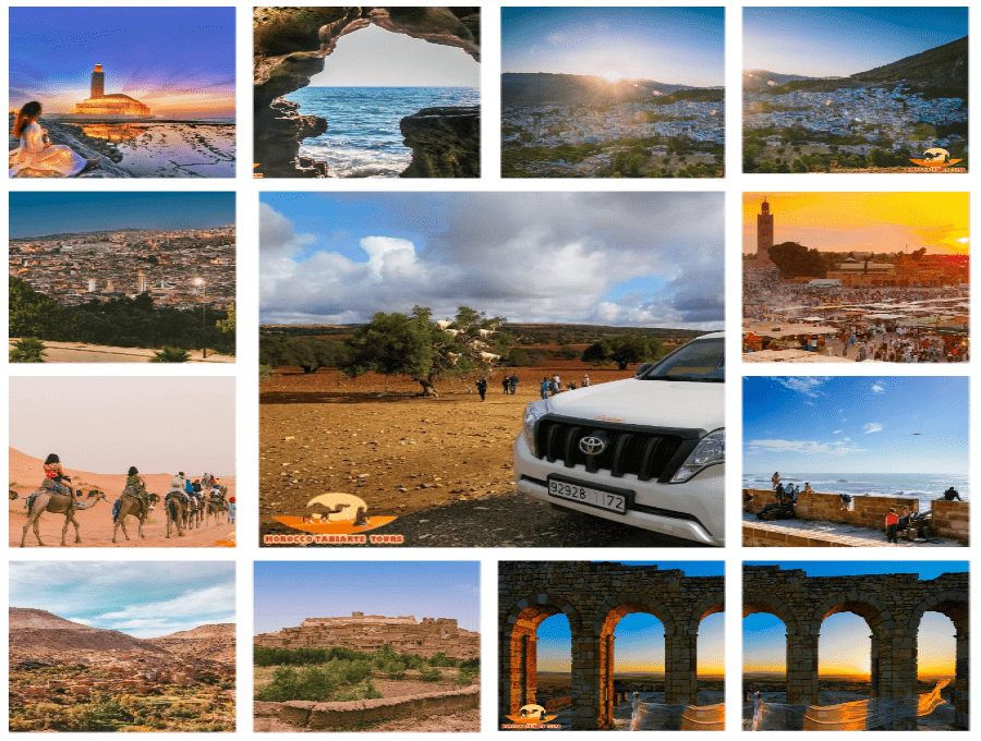 13 days morocco itinerary | Best Morocco travel itineraries