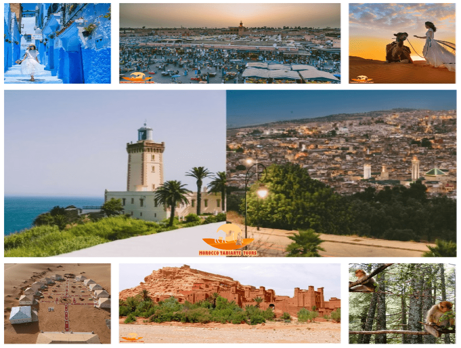 6 days Morocco itinerary from Tangier