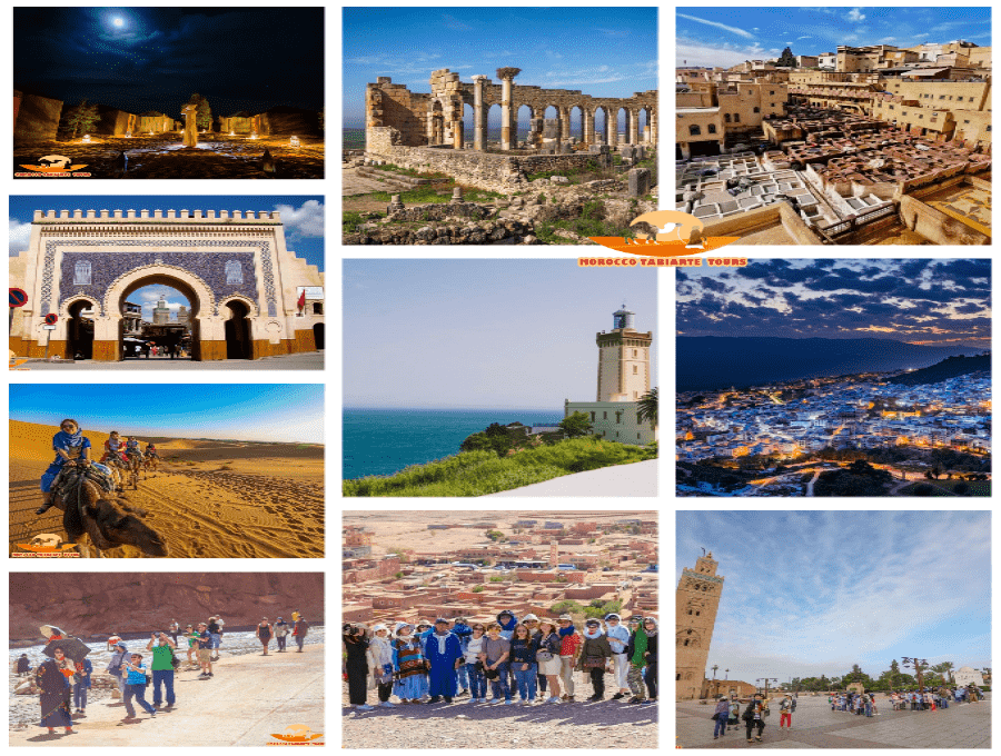 10 days in morocco itinerary from tangier
