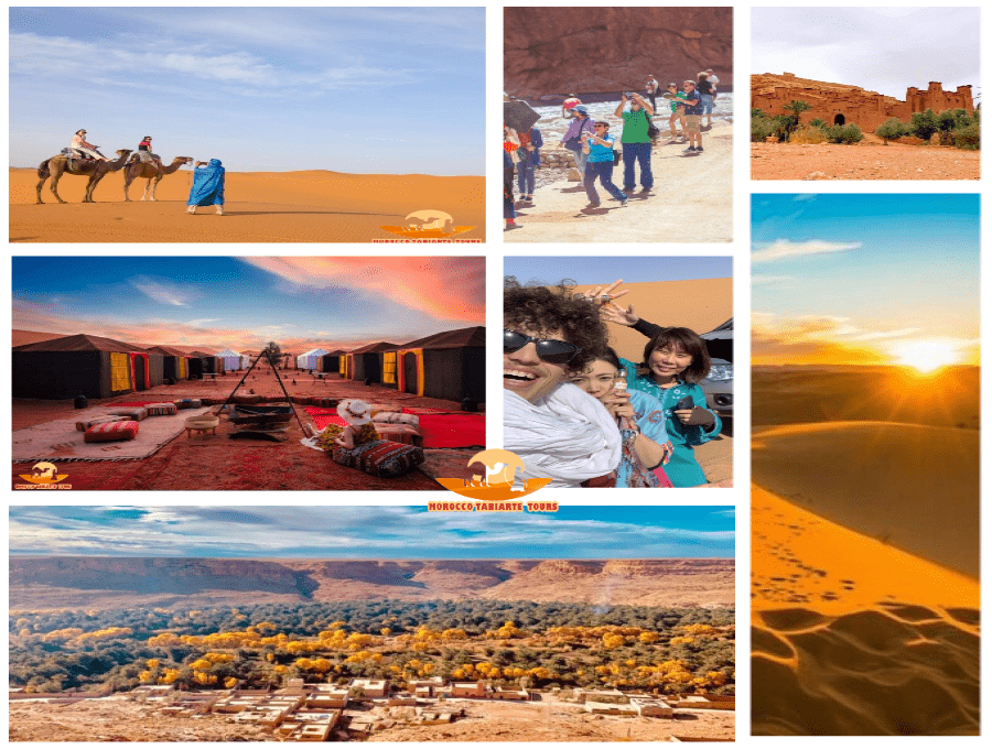 Gallery of 3-day Morocco desert tour itinerary from Errachidia