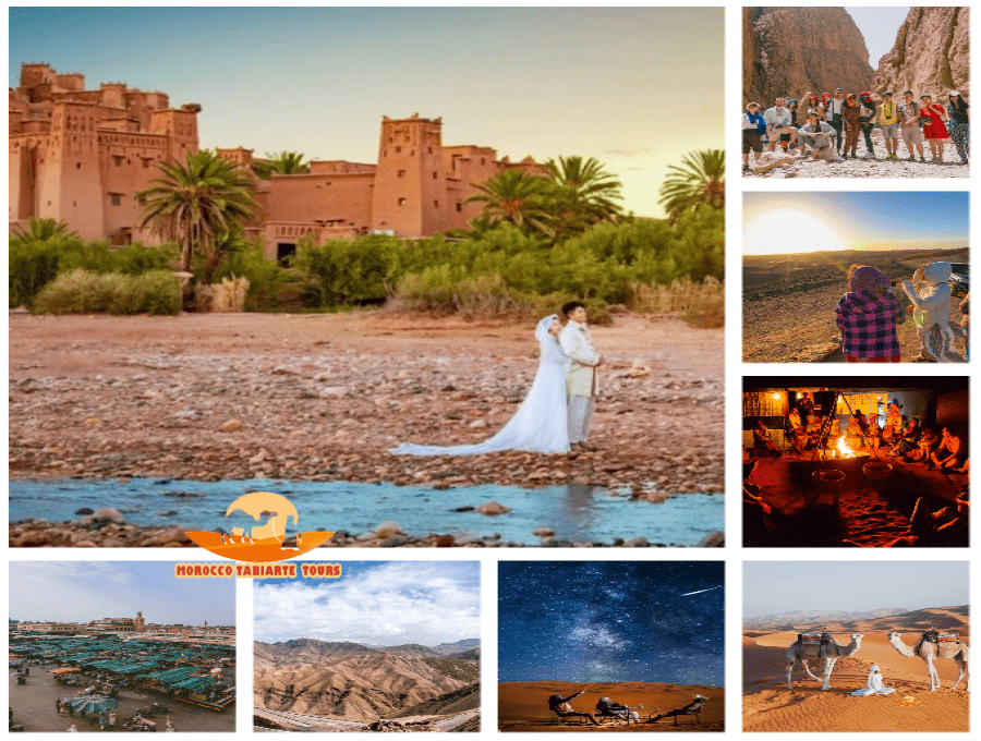 Gallery of Morocco travel itinerary for 4 days from errachidia