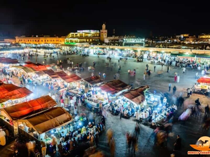 10 day tour of Morocco