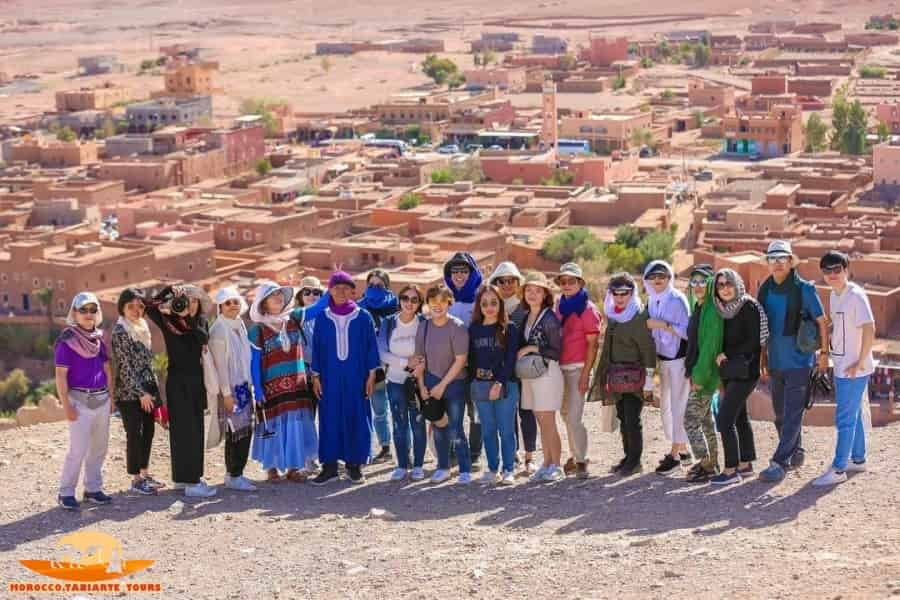 5 days tour from Marrakech to Fes | Morocco 5 day Desert Trip