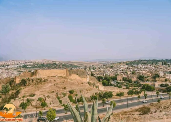 3 days in morocco desert tour from Ouarzazate to Fes