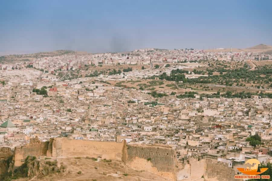 6天沙漠之旅 從馬拉喀什到非斯 | 摩洛哥沙漠之旅6天 | 摩洛哥旅行和假期