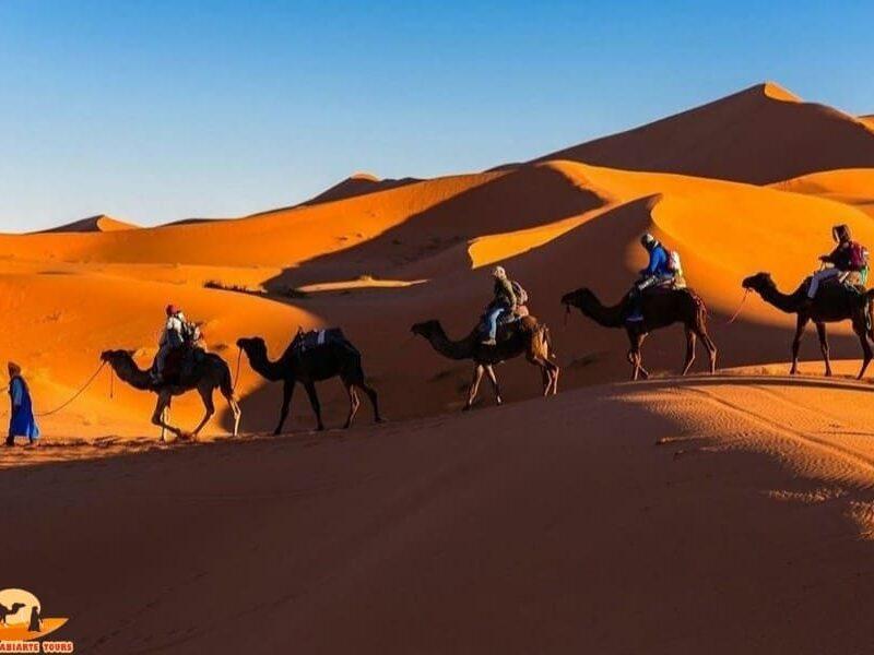 沙漠之旅3天
