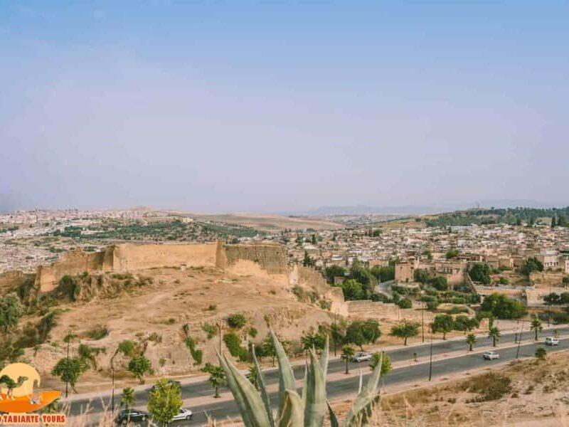 6天完整的摩洛哥之