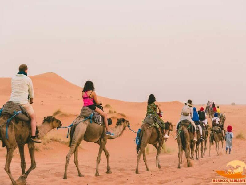 3天摩洛哥沙漠之旅