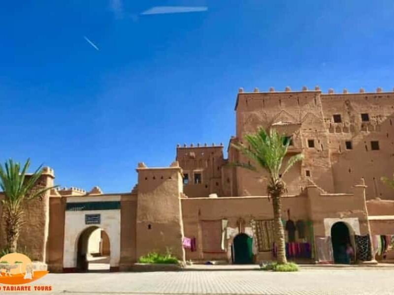 4天摩洛哥撒哈拉沙漠之旅