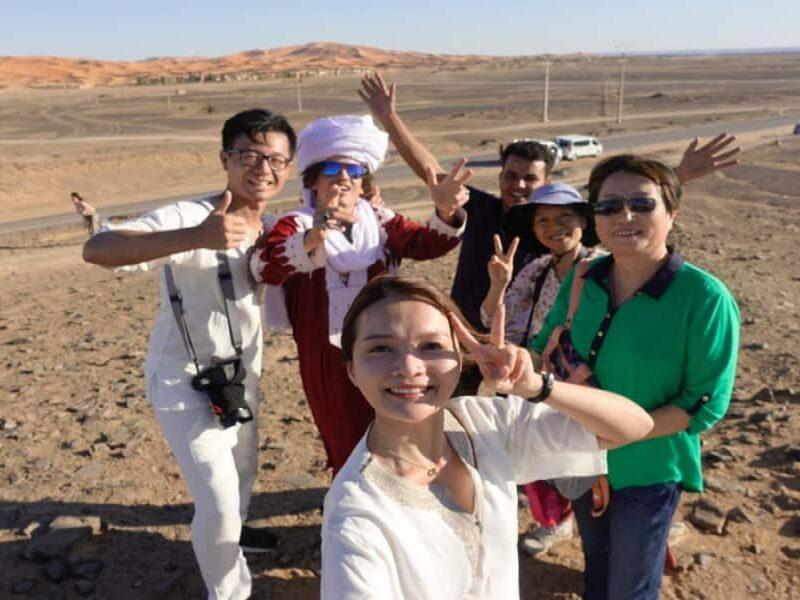 3天撒哈拉沙漠之旅