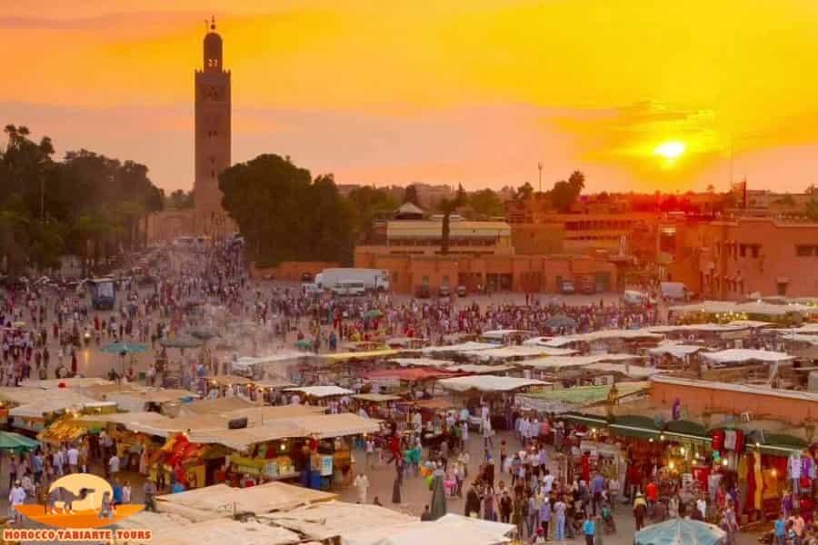 摩洛哥撒哈拉沙漠之旅