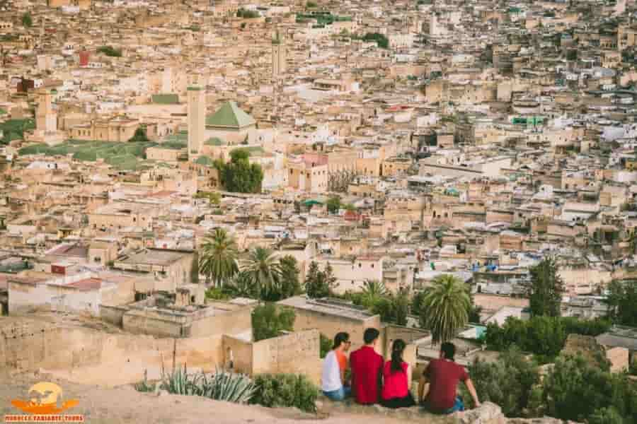6 Days Morocco desert tour itinerary from Marrakech to Fes