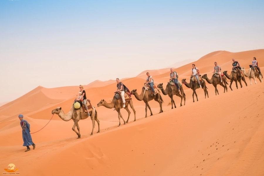 2 Day sahara tour