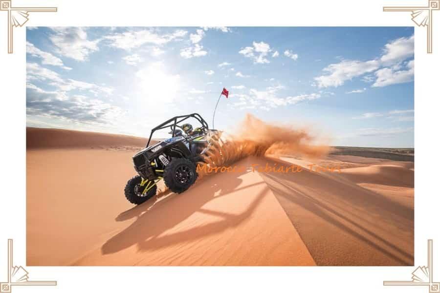 Quad biking & Buggy tours in Moroccan Sahara Desert